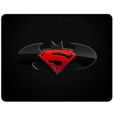 New Batman & Superman Logo Fleece Blanket Bed Gift 50x60 Inch