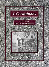1 Corinthians  (17 lessons)