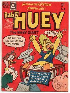 BABY HUEY   4     AUSTRALIAN HARVEY FILE COPY    1955
