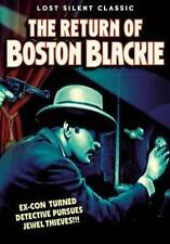 THE RETURN OF BOSTON BLACKIE NEW DVD