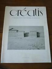 CREATIS N° 8 - BERNARD GUILLOT - 1978