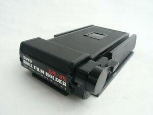 TOYO 69/ 45 roll film back (6x9cm 6x9 holder for 4x5' TOYO camera 8033-01733)