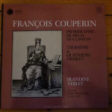 Astree como 23 Couperin estreno de clavecin Livre 3rd & 4th ordres/Blandine..