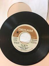 ROCK 45 RPM RECORD - PACIFIC DRIFT - DERAM 85063- PROMO