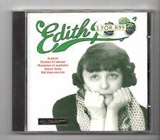 (JS804) Edith Piaf, Vol 1, Les Meilleurs - 1996 CD
