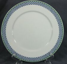 Villeroy & Boch CASTELL 2698 Dinner Plate Checkerboard Switch 3 Germany 10 5/8""