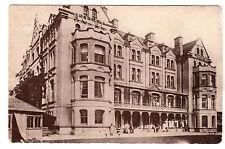 Hotel Metropole - Photo Postcard 1926 Perranwell Station Postmark