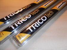 HYMER 3x510mm Trico Flat Wiper Blades Wischerblatter.UK. German.French.USA drive