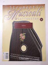 Strumenti Musicali n.32 anno 2011 Cetra storia dello strumento