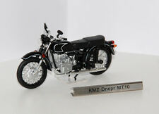 ATLAS  -  KMZ DNEPR MT10  - schwarz -  1:24  - DDR Nostalgie -  Motorrad  -  NEU