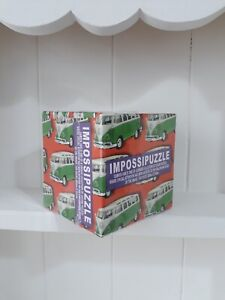 Impossipuzzle - Camper Van - 100 Piece Jigsaw Puzzle - NEW