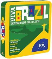 Viva Brazil (Limousine METALBOX EDITION) 3 CD NEUF