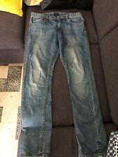 Jeans Tapered Fit Kiabi Taille 16 Ans S