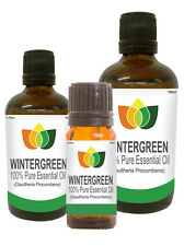 Wintergreen Pure Essential Oil Natural Gaultheria Procumbens Aromatherapy