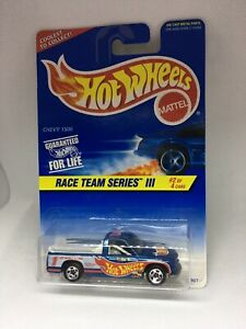 Hot Wheels Chevy1500, 1996 Race Team Series lll