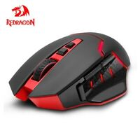 Redragon MIRAGEM690 USB Wireless Gaming Mouse Mice 4800DPI 6Buttons Programmable