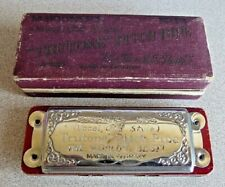 "Vintage ""Trutone"" Pitch Pipe Germany M. Hohner's No. P4"