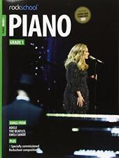 Rockschool 2015 Piano (Grade 1) by Various   Paperback Book   9781908920812   NE