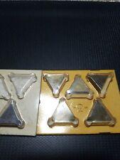 6 Valenite Tpg 434 Carbide Grade Vc2 Inserts Cutters