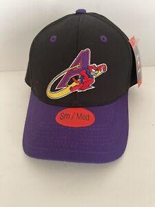 AKRON AEROS MINOR LEAGUE BASEBALL HAT CAP BY OUTDOOR CAP SIZE S/M