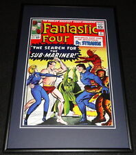 Fantastic Four #27 Framed 12x18 Cover Photo Poster Display Official Repro