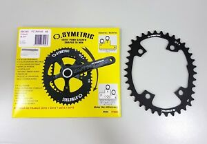 Osymetric BCD110x4 110mm 4 Bolt 38T 9100 Chainring Fits Shimano Dura Ace 9100