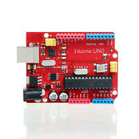 Arduino compatible UNO development Board Atmega328P for SIM900 GPRS shield
