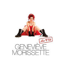 GENEVIEVE MORISETTE - ME V'LA (CD NEUF)