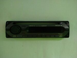 Sony CDX-GT100 Faceplate Only