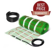Electric Underfloor Heating Mat Self Adhesive 200W/m2 - LIFETIME GUARANTEE!
