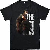 The Last of us T-Shirt Adventure Survival Horror Game Adult and kids Tee Top