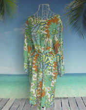 Summer/Beach Kaftan Multi-Colored Dresses for Women