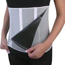 5 Zippers Slim Away Weight Loss TV Belt Slimming Belt Adjustable