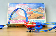 """#Antique Tin Toy Alps Japan BATTERY OPERATED """"SPACECRAFT RANGER"""" Shuttle"""