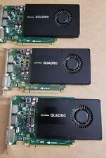 NVIDIA DELL QUADRO K2200 4GB GDDR5 PCI-E VIDEO CARD - DELL P/N: 0XFDRD