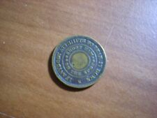 1863 Flag Of Our Union Shoot Him On The Spot Civil War Token