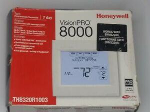 ~~Honeywell~~VisionPro 8000~~TH8320U1008~~Thermostat~~