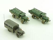 Roskopf RMM GMC MB Truppentransporter Tankwagen Bundeswehr 1602-15-27