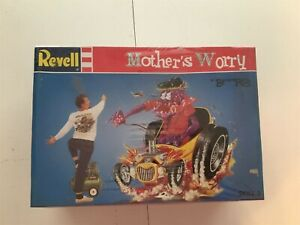 """1996 Revell Sealed Ed """"Big Daddy"""" Roth Mother's Worry Model #7623 Factory Sealed"""