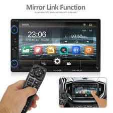 7 Inch HD Touch Screen Car Stereo Radio Multimedia Mp5 Player w/ Remote Control