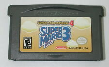 Gameboy Advance Super Mario Bros. 3 WORKING  R6797