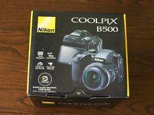 Brand New Nikon Coolpix B500 16.0MP WiFi Digital Camera 40X Optical Zoom - Black