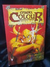 Warhammer Citadel Color Paint Set, Old School, Rogue Trader