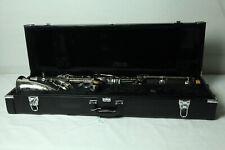 Mayor Musical Instruments Bb Bass Clarinet with Hardshell Case