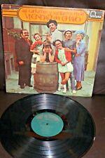 EL CHAVO Chespirito LA VECINDAD DEL CHAVO 1977 MEXICO LP Chilindrina Don Ramon