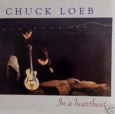 Chuck Loeb - In A Heartbeat (CD 2001 Shanachie) Smooth Jazz VG++ 9/10