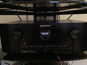 Marantz SR5013 ATMOS 4k Receiver With Heos and Alexa - Hi-Fi