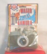 fl82 - Toy Plastic Water Squirting Camera...NOS...Hong Kong