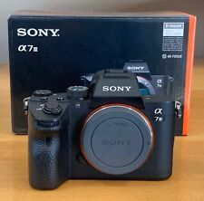 Sony a7 III 24.2 MP Mirrorless Digital Camera_SD card, Battery, strap included