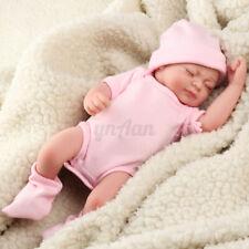 11'' Lifelike Newborn Babies Reborn Baby Dolls Silicone Handmade Girls Toy